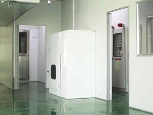 气闸缓冲室-气闸室-洁净缓冲间