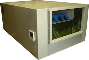 新风柜 过滤箱 空气净化系统 增压新风系统