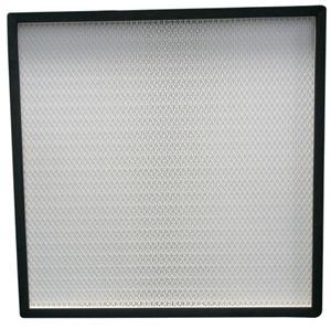 H13高效空气过滤器-H10亚高效过滤器-HV超高效过滤器