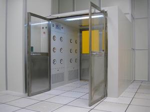 普通双吹货淋室-标准货淋室