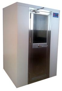 自动手感应门风淋室 全自动感应开门风淋室
