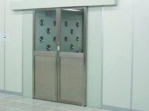 自动平滑门风淋室-自动平移门风淋室
