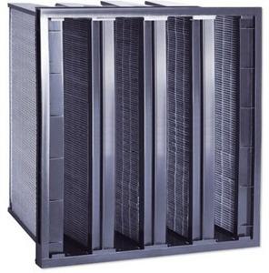 活性炭过滤器-除臭活性炭空气过滤器-高效活性碳过滤器